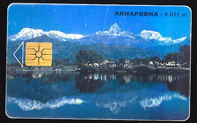 phone cards used - Mountain Montagne