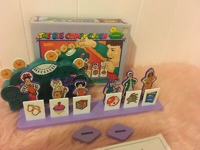 1997 The Big Comfy Couch Hidden Treasures The Memory Matching Game