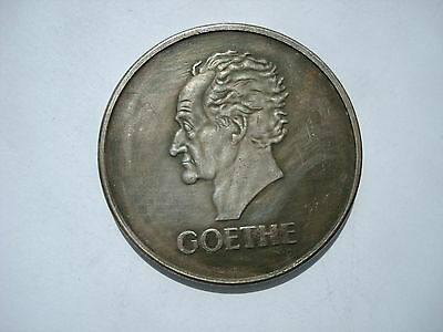 Deutsche Weimarer Republik 5 Reichmark 1932 G Goethe German Mark
