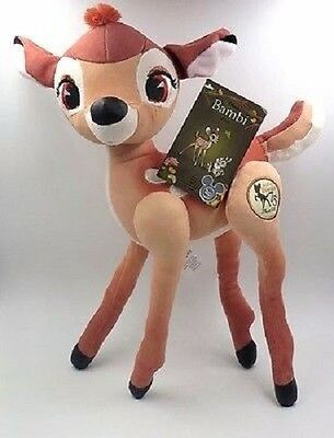 Disney Store D23 Expo 75th Anniversary Bambi Limited Edition Plush of 500