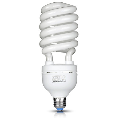 Neewer® 45Watt CFL Daylight Balanced Bulb with 5500K Color Temperature for Photo