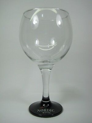 copa refresco NORDIC MIST soda gin tonic cup glass Collectables