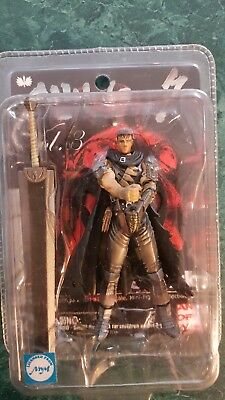 Guts mini Figure Black Swordman Ver. anime Berserk Art of War Vol.3