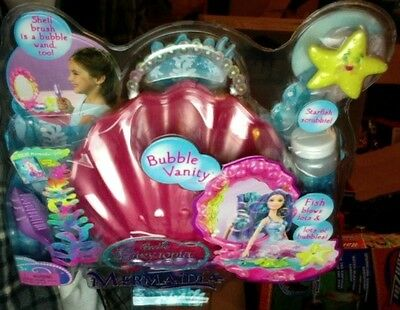 Barbie Fairytopia Mermaid Bubble Vanity