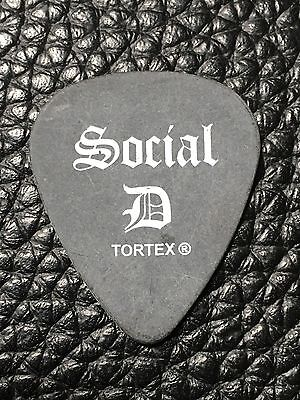 Guitar Pick - Social Distortion - Mike Ness - Real Tour Pick