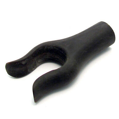 Thumb Stick Handle Top Buffalo Horn for Walking Stick Making Stickmaking