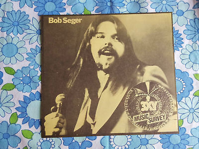 BOB SEGER 1420 3XY radio station TOP 40 MUSIC CHART 2 MAY 1980 survey