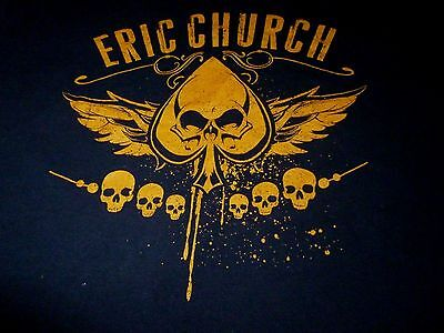Eric Church Tour Shirt ( Used Size L ) Nice Condition!!!