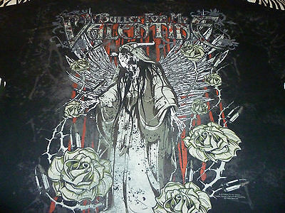 Bullet For My Valentine Shirt ( Used Size XL ) Good Condition!!!