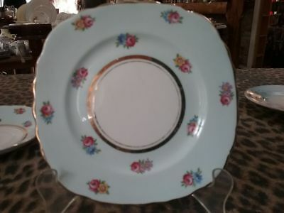Vintage colclough side plate