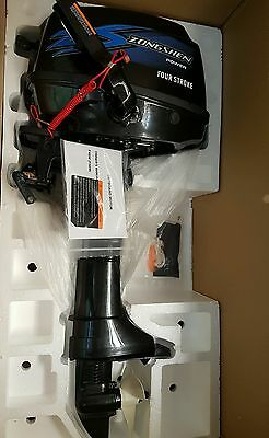 NEW! 5hp 4 stroke Outboard Motor
