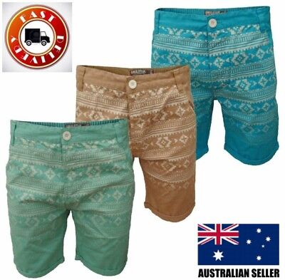 men's shorts Aztec soul star quality UK clothing pants assorted colours and size