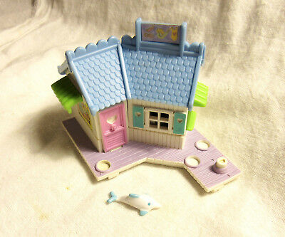 Vintage Bluebird Polly Pocket 1996 DOLPHIN ISLAND Replacement Parts