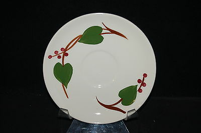 Blue Ridge Southern Potteries Stanhome Ivy Saucer #1