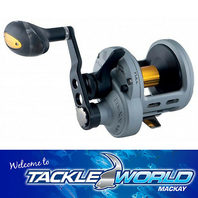 Fin-Nor Lethal Lever Drag Overhead Fishing Reels