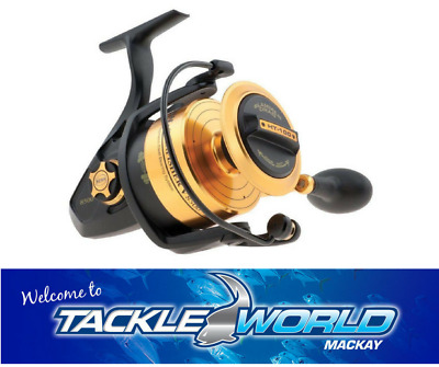 Penn Spinfisher SSV Spin Fishing Reels - Tackle World Mackay