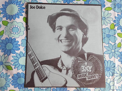JOE DOLCE 1420 3XY radio station TOP 40 MUSIC CHART 7 NOVEMBER 1980 survey