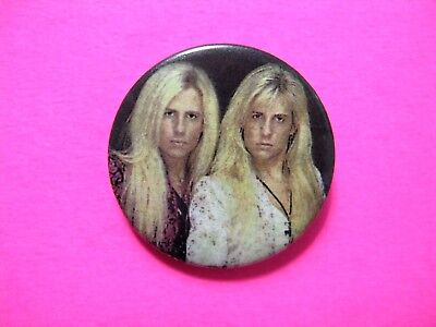 Nelson Official 1990 Vintage Button Badge Pin Us Made