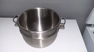 Used 20 qt Stainless Steel Mixing Bowl
