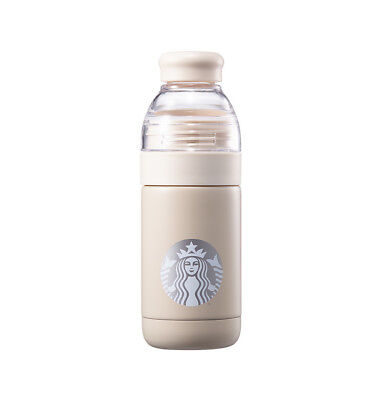 Starbucks Korea 2017 Autumn Limited Creamy Polly Waterbottle 355m(stainless)