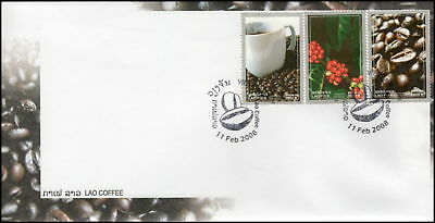 Coffee from Laos -FDC(I)-I-