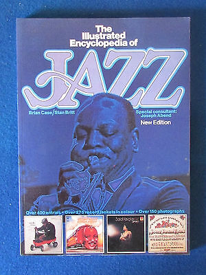 The Illustrated Encyclopedia of Jazz - Published 1978 by Salamander