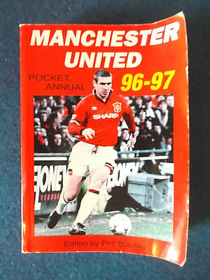 Manchester United Pocket Annual 1996/97