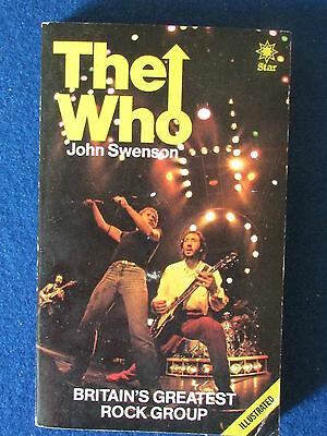 The Who - by John Swenson - Published in 1981