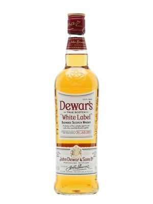Dewars Scotch White Label 700Ml Scotch