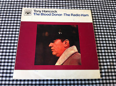 Tony Hancock Vinyl LP The Blood Donor & The Radio Ham