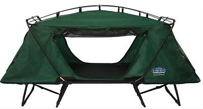 Tent Cot Outdoor Canopy Portable Sleeping Gear Instant Pop Up Shelter Oversize