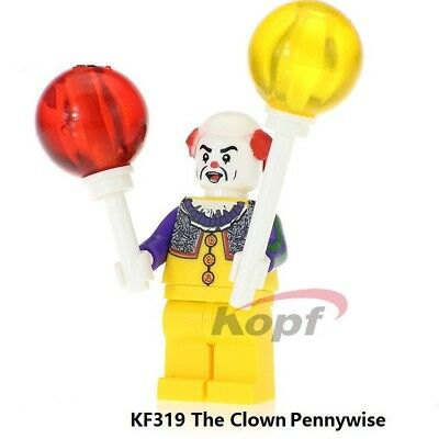MINI FIGURINES The Clown Pennywise - KF319