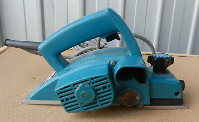 Makita Power Electric Wood Planer 1900B In Excellent Working Condition