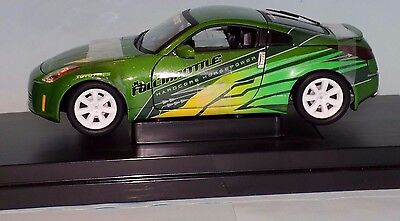 Nissan 350Z Fast And Furius  2003 Ertl 53608D 1/18