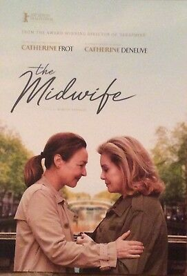 Promotional Movie Flyer For The Midwife