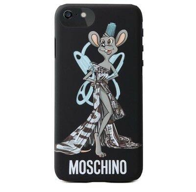 Trash Mouse Moschino Logo  Phone Case for iPhone 6Plus/6S Plus