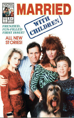Married With Children Comics Compilation on DVD US TV Comics