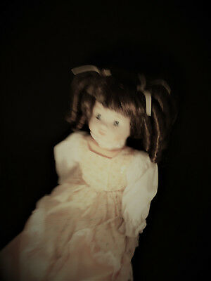 Paranormal Spirit Vessel Haunted Doll - Mary-Ann