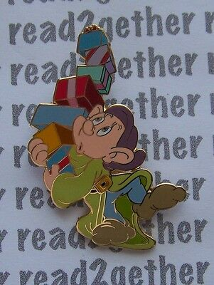 Disney Pin Disney Auctions Dopey with Presents