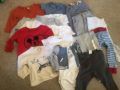 3-6 Months Boys Bundle H&M, Gap, Zara, Piccalilly