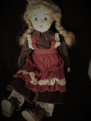 Paranormal Spirit Vessel Haunted Doll - Grace