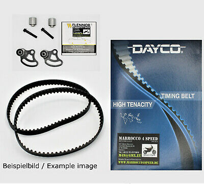 Ducati Zahnriemen Spannrollen Set Kit 1100 Monster Multistrada Hypermotard EVO
