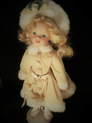 Paranormal Spirit Vessel Haunted Doll - Nancy