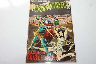 Dc Comics  #192 The New Wonder Woman