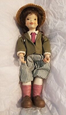 Anri jointed Miguel doll
