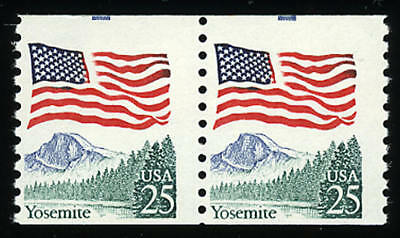 US #2280 UFO (Unidentified Flying Object) EFO PAIR NH MNH