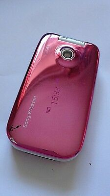 Sony Ericsson Z750i DUMMY TOY DISPLAY MOBILE PHONE, pink