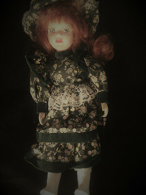 Paranormal Spirit Vessel Haunted Doll - Lady Catherine