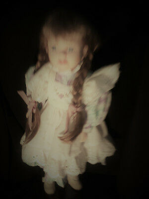 Paranormal Spirit Vessel Haunted Doll - Priscilla