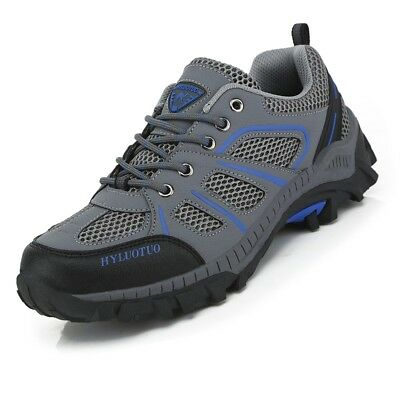 Men's walking sneakers travel casual comfort lightweight breathable sports shoes